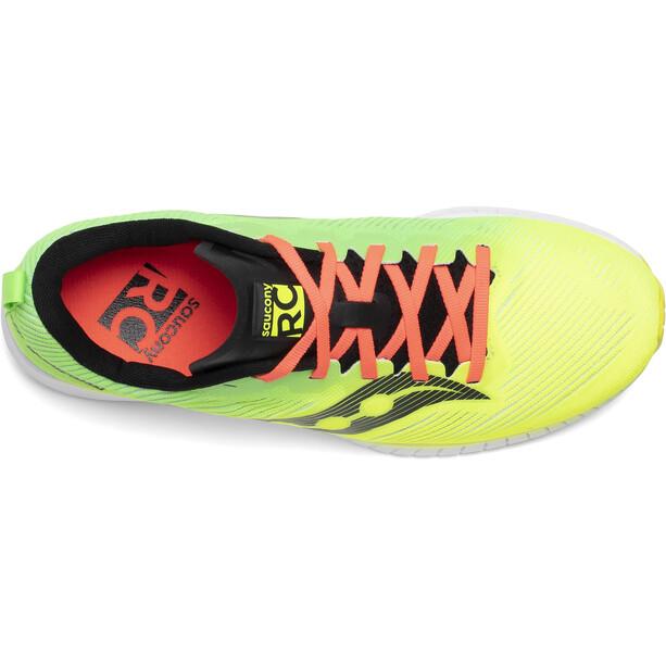 saucony Fastwitch 9 Schuhe Herren citron
