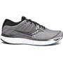 saucony Hurricane 22 Schuhe Herren grey/black