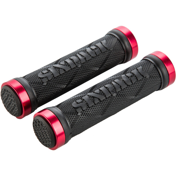 Sixpack Fingertrix Lock-On Griffe red/black