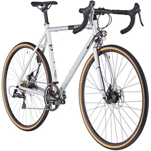 FIXIE Inc. Floater Race Street 8S Disc silver silver