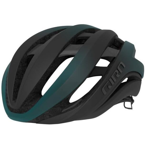 Giro Aether MIPS Helm matte true spruce/black fade