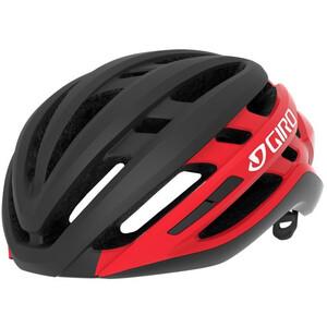 Giro Agilis ヘルメット マット ブラック/ブライト レッド