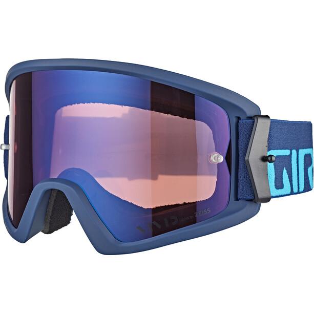 Giro Tazz MTB Beskyttelsesbriller Svart/Blå