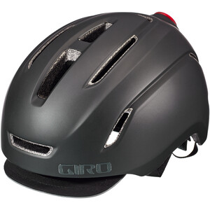 Giro Caden LED MIPS Helm matte black matte black