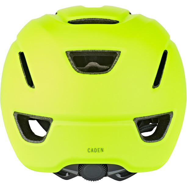 Giro Caden Helmet matte highlight yellow