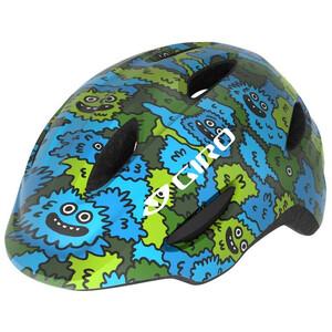 Giro Scamp ヘルメット キッズ ブルー/グリーン