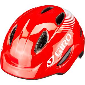 Giro Scamp ヘルメット キッズ ブライト レッド