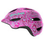 Giro Scamp Helm Kinder pink flower land