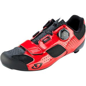 Giro Trans Boa Shoes Men ブライト レッド/ブラック