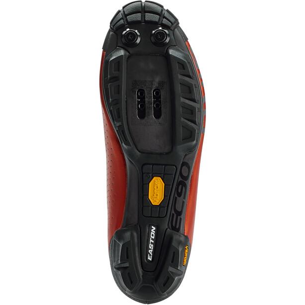 Empire VR90 Shoes Men レッド オレンジメタリック