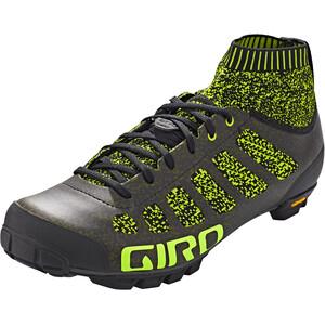 Giro Empire Vr70 Knit Chaussures Homme, vert/noir vert/noir