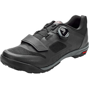 Giro Ventana Shoes Men ブラック/ダークシャドウ
