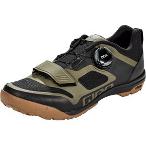 Giro Ventana Shoes Men ブラック/オリーブ