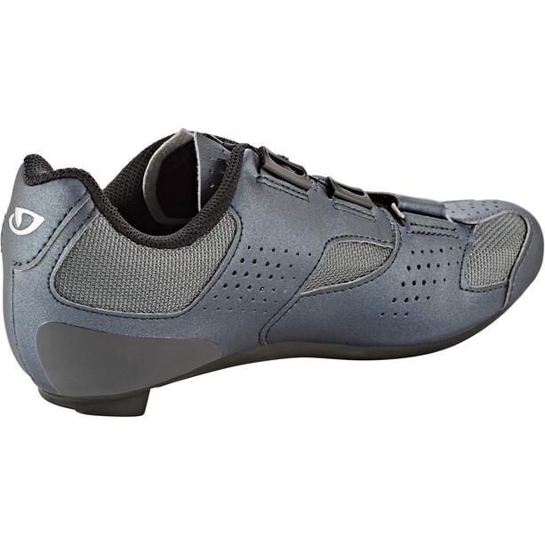 Giro Espada Boa Shoes Women metallic charcoal/silver