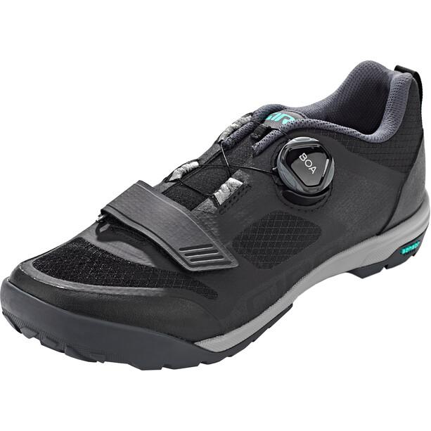 Ventana Shoes レディース/  ブラック