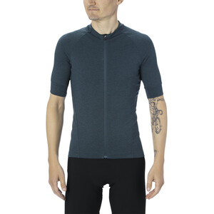 Giro New Road Jersey Herre true spruce heather true spruce heather