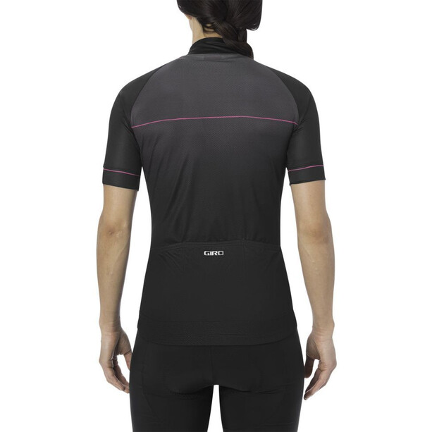 Giro Chrono Sport Trikot Damen black flow