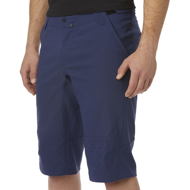 Giro Havoc Short Homme, bleu