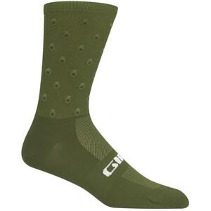 Giro Comp High Rise Socken avocado avocado