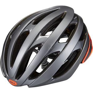 Bell Stratus MIPS Cykelhjelm, grå/rød grå/rød