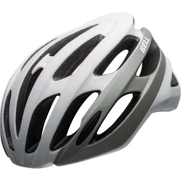 Bell Falcon MIPS Helm matte/gloss white gray