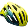 Bell Formula Helm matte/gloss hi-viz/blue