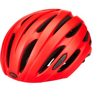 BELL Avenue ヘルメット マット/グロス レッド/ブラック