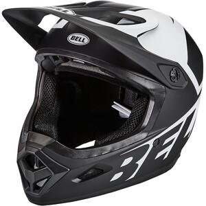 BELL Transfer ヘルメット マット ブラック/ホワイト