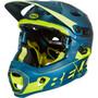 Bell Super DH MIPS Helm matte/gloss blue/hi-viz