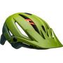 Bell Sixer MIPS Helm matte/gloss green/infrared
