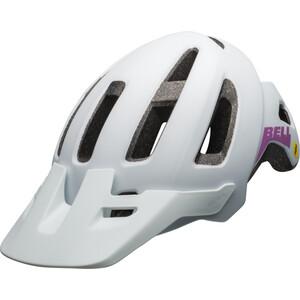BELL Nomad MIPS ヘルメット レディース/  マット ホワイト/パープル
