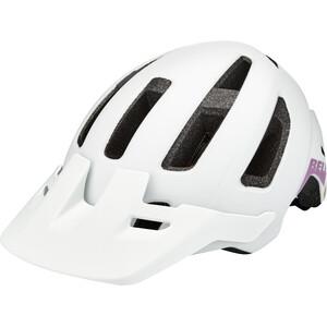 BELL Nomad MIPS ヘルメット ユース マット ホワイト/パープル
