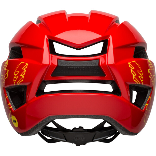 Bell Sidetrack II MIPS Helm Kinder red bolts