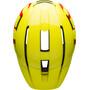 Bell Sidetrack II MIPS Helm Jugend hi-viz/red