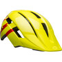Bell Sidetrack II Helm Kinder hi-viz/red