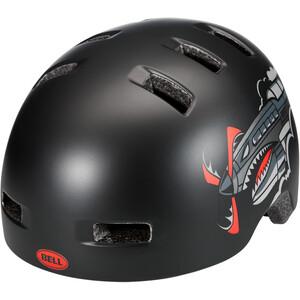 Bell Lil Ripper Helmet Barn matte black bomber matte black bomber