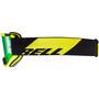 Bell Descender Goggles matte hi-viz/black crossbones