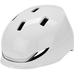 Lumos Street Helm Jet White Jet White