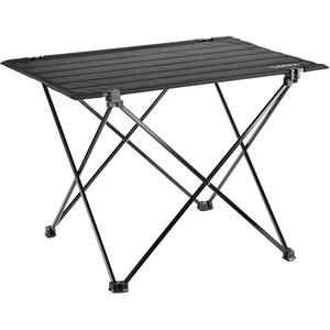 CAMPZ Roll-Out Table 55x42x40cm Ultra Light, black black