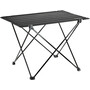 CAMPZ Roll-Out Table 55x42x40cm Ultra Light, black