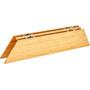 CAMPZ Hexa Bambu Taittopöytä 100x86x40/60cm, brown