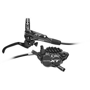 Shimano XT M8020 Scheibenbremse Hinten black black