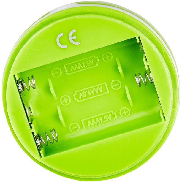 CAMPZ Lamppu, vihreä/valkoinen