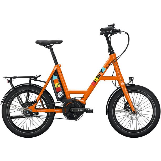 """i:SY DrivE S8 ZR 20"""" pure orange"""