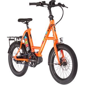 """i:SY DrivE S8 ZR RT 20"""", pomarańczowy pomarańczowy"""