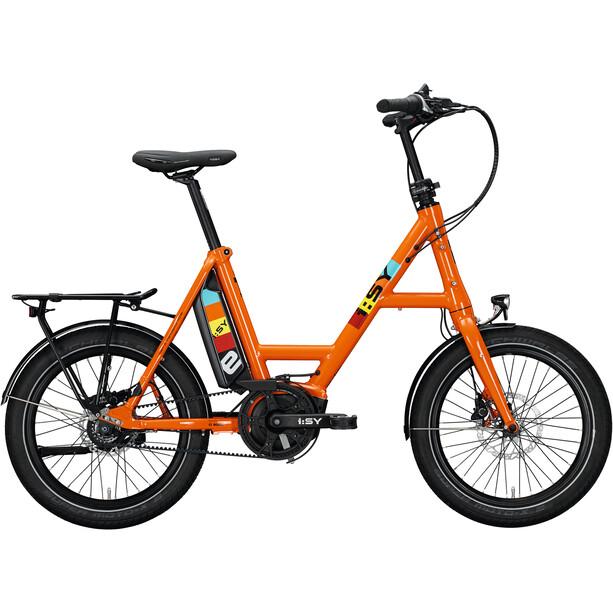 """i:SY DrivE S8 ZR RT 20"""" pure orange"""