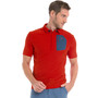 Schöffel Rosaria Polo Homme, fiery red