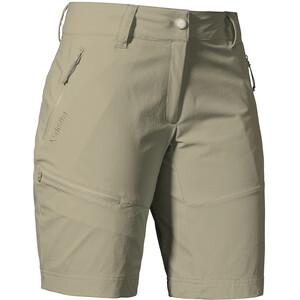 Schöffel Toblach2 Shorts Damen beige beige