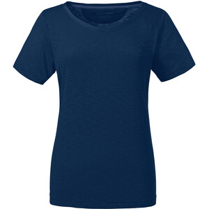 Schöffel Verviers2 T-Shirt Damen blau blau