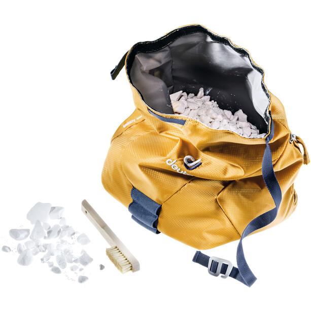 Deuter Gravity Boulder Bag curry-navy